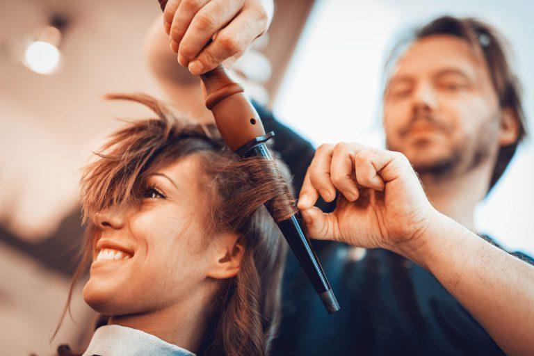 Situación de salones de peluquería en 2021